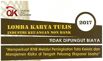 Call For Papers Industri Keuangan Non Bank 2017