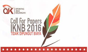 Call For Papers Industri Keuangan Non Bank 2016